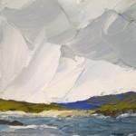 Storm in the Bay, Llanddwyn SOLD
