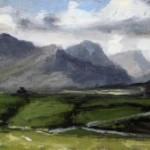 Snowdonia from Nebo