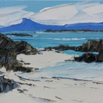 Eigg from Arisaig