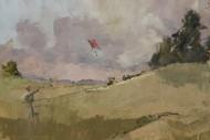 Kite Flying SOLD