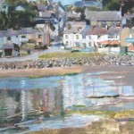 White Cottages, Borth y Gest SOLD