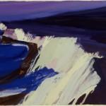 White Cliff, Evening Light
