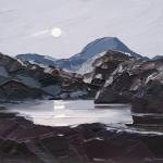Gwynant Moon SOLD