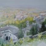 Convent, Umbria