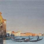 Setting Sun, Venice SOLD