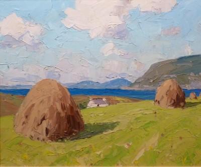 Haystacks Heads of Ayr