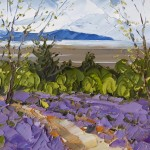 Heather Bloom Caldy Hill SOLD