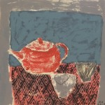 Red Teapot SOLD