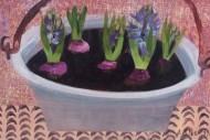 Blue Hyacinths SOLD