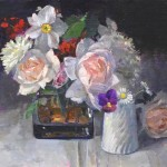 Flowers in May SOLD