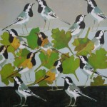 Wagtails SOLD