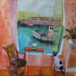 Jenny Wheatley dog boats