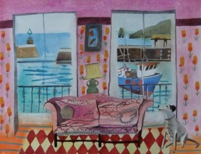 Salon by the Sea