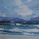 Bamburgh Beach SOLD