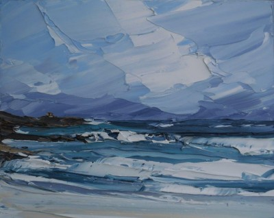 Bamburgh Beach SOLD