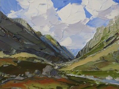 Llanberis Pass SOLD