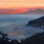 Peloponnese Sunset II SOLD