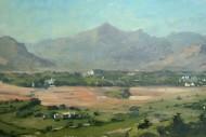 Snowdon from Harlech
