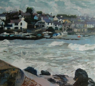 Stormy Day Cemaes