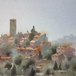 A Tuscan Hill Town SOLD