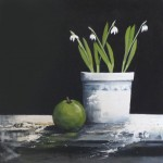 Still Life with Snowdrops