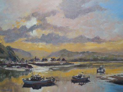 up river looe gorstella gallery