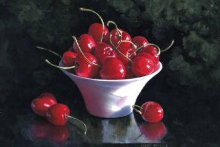 Cherries by Denise Heywood